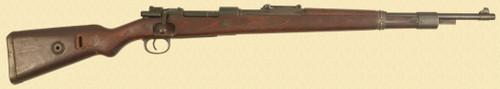 MAUSER K98 DOT 1943 - C32558