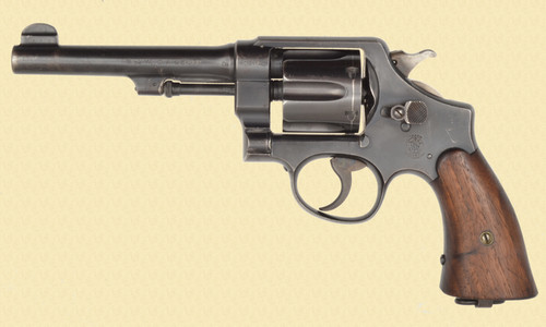 Smith & Wesson MODEL 1917    1937 - Z47712