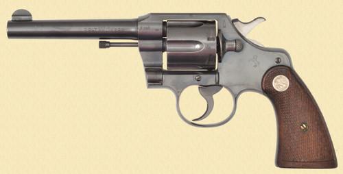Colt Official Police - Z47505