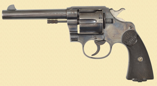 Colt New Service - Z47522
