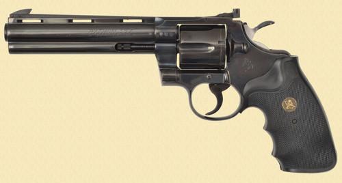 Colt Python - Z47518