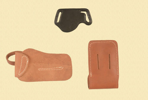HOLSTERS HOLSTERS LOT OF 3 - C32588