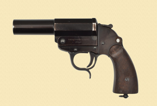 WALTHER GERMAN NAVY FLAIR GUN ZELLA-MEHLIS - C32642