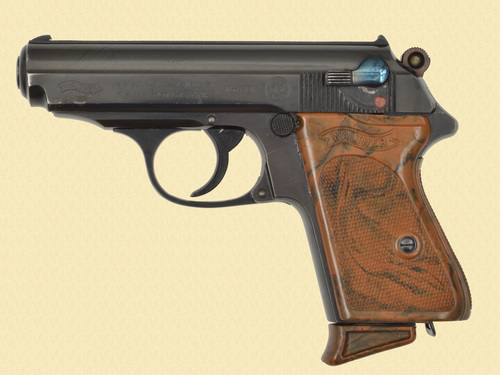 WALTHER PPK RZM - D32172