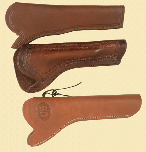 HOLSTERS LOT OF 3 HOLSTERS - C32645