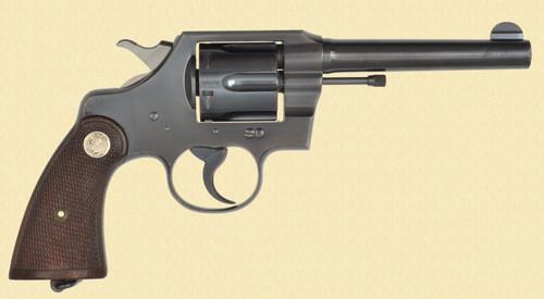 Colt Official Police - Z47506