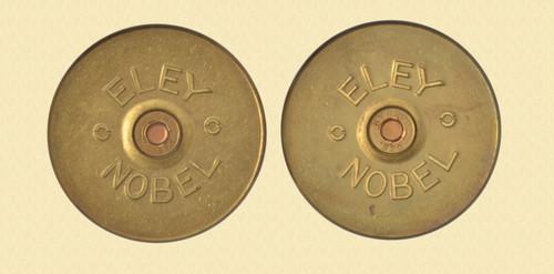 ELEY NOBEL 1 1/2 INCH PUNT GUN SHELL - D16293