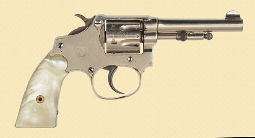 SMITH & WESSON MODEL M   LADYSMITH - D16306