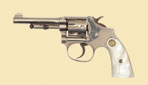 SMITH & WESSON MODEL M LADYSMITH  THIRD MODEL - D16308