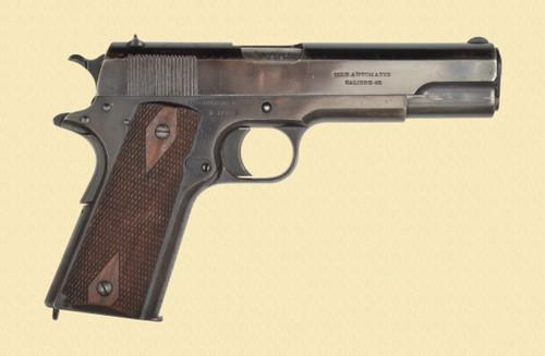 Colt 1911 commercial - Z47462