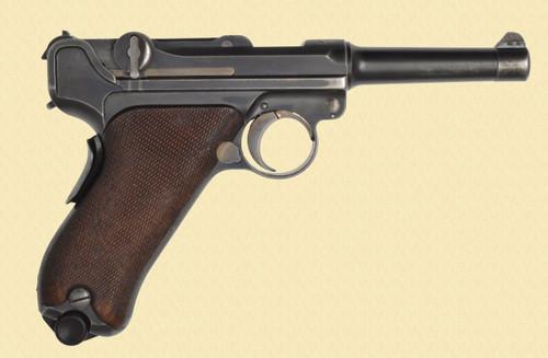 DWM LUGER  1900 AMERICAN EAGLE - C40447