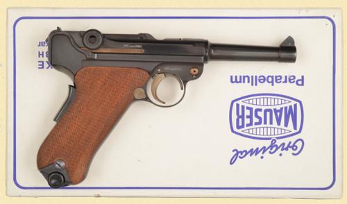 DWM LUGER RUSSIAN COMM. 70YR - D16313