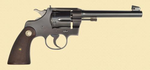 Colt Officers Model - Z47499