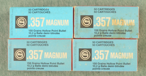 AMMUNITION 357 MAGNUM - C32903