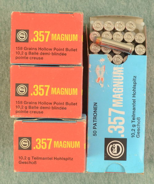 AMMUNITION 357 MAGNUM - C32904
