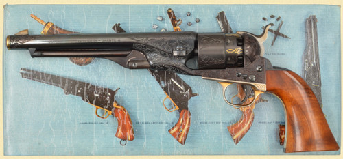 Uberti 1860 Army Reproduction - C48793