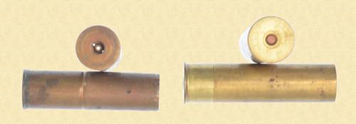 KYNOCH 10 GAUGE BRASS SHOTSHELLS - D16238