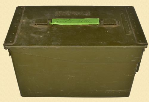 AMMUNITION .45 ACP  700 ROUNDS IN AMMO CAN - C32719
