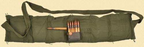 USGI CAL .30 BALL M2 8 ROUND CLIPS - C32720