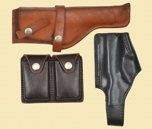 HOLSTERS LOT OF 3 - M8341