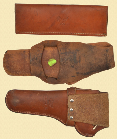 HOLSTER LOT OF 3 - M8349