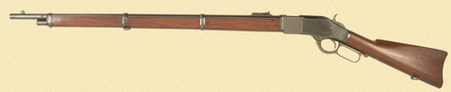 WINCHESTER 1873 MUSKET - Z47632