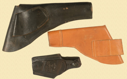 HOLSTERS LOT OF 3 - M8340