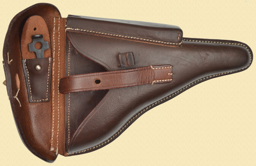 GERMANY REPRO P08 POLICE HOLSTER - M8543