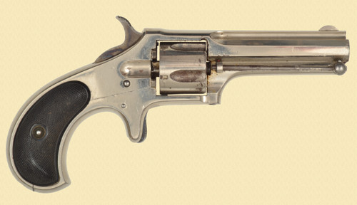 Remington New Mod. No1 Smooth - C48741