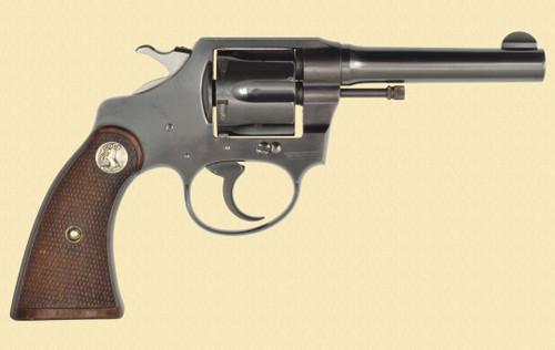Colt Police Positive - Z47490