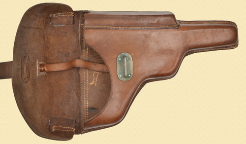 UNKNOWN LUGER HOLSTER - M8552