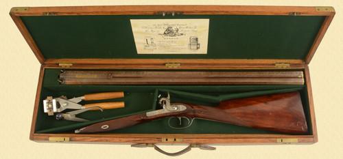 Nock Side by Side-Rifle - C48785