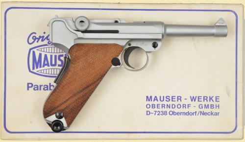 MAUSER LUGER - D32227