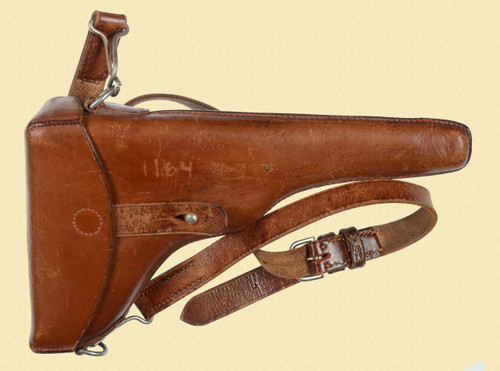 SWISS LUGER HOLSTER - M6385
