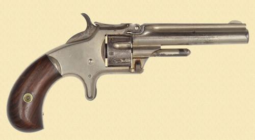 Smith&Wesson No.1  3rd. Mod. - C48730