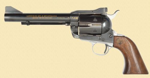Weihrauch Western Six Shooter - Z47548