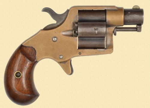 Colt House Pistol Mod. Cloverleaf - C48704