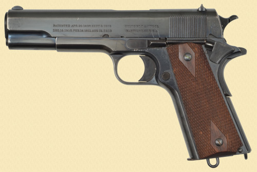 Colt M1911 RUSSIAN (NOT MARKED) - Z47905