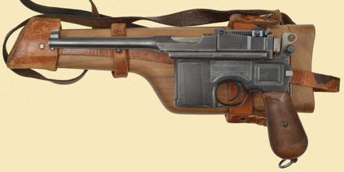 Mauser C96 - Z47897