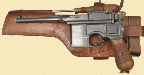 Mauser C96 RIG - Z47885