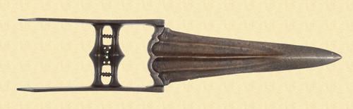 INDIAN KATAR KNIFE - C24812