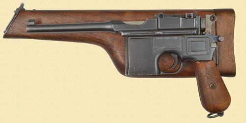 Mauser C96 RIG - Z47896