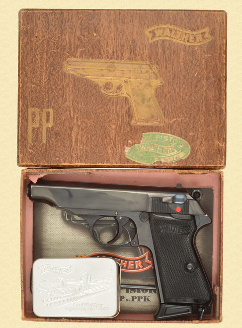 Walther PP 22 ZELLA MEHIS - Z47921