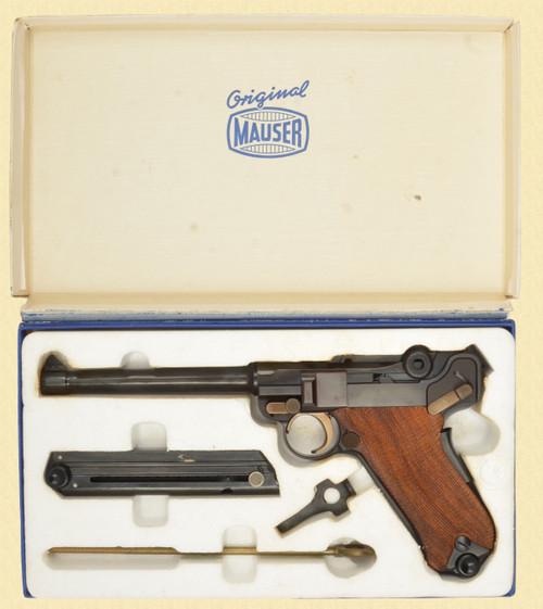 "MAUSER INTERARMS P.08 AMERICAN EAGLE 6"" - D16311"