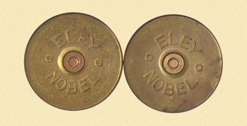 ELEY NOBEL 1 1/2 INCH PUNT GUN SHELL - D16287