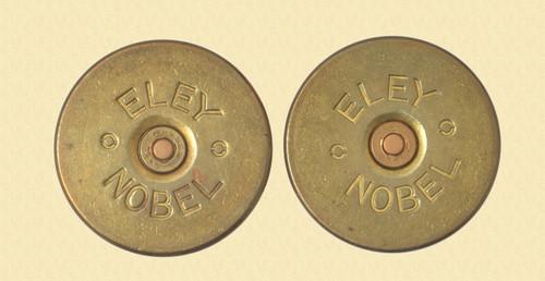 ELEY NOBEL 1 1/2 INCH PUNT GUN SHELL - D16289