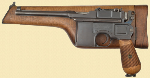 Mauser C96 RIG - Z47898