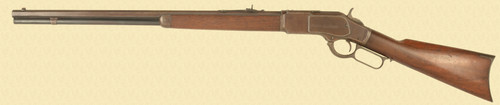 WINCHESTER M1873 OCTAGON BARREL RIFLE - Z47927