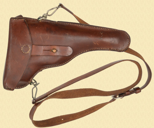 SWISS COMMERCIAL LUGER HOLSTER - M8584
