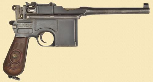 Mauser C96 RED 9 - Z47893